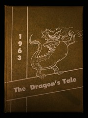 1963 Edition, Rusk Junior High School - Dragons Tale Yearbook (Nacogdoches, TX)