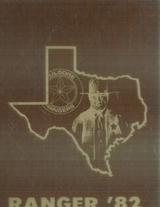 Page 1, 1982 Edition, Kilgore College - Ranger Yearbook (Kilgore, TX) online yearbook collection