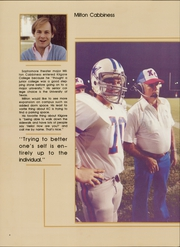 Page 8, 1982 Edition, Kilgore College - Ranger Yearbook (Kilgore, TX) online yearbook collection