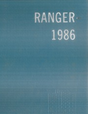 Page 1, 1986 Edition, Kilgore College - Ranger Yearbook (Kilgore, TX) online yearbook collection