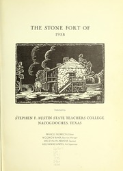Page 5, 1938 Edition, Stephen F Austin State University - Stone Fort Yearbook (Nacogdoches, TX) online yearbook collection