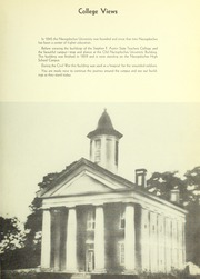 Page 9, 1938 Edition, Stephen F Austin State University - Stone Fort Yearbook (Nacogdoches, TX) online yearbook collection
