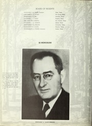 Page 14, 1941 Edition, Stephen F Austin State University - Stone Fort Yearbook (Nacogdoches, TX) online yearbook collection