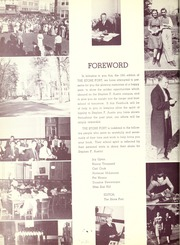 Page 6, 1941 Edition, Stephen F Austin State University - Stone Fort Yearbook (Nacogdoches, TX) online yearbook collection