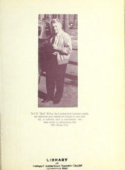 Page 7, 1941 Edition, Stephen F Austin State University - Stone Fort Yearbook (Nacogdoches, TX) online yearbook collection