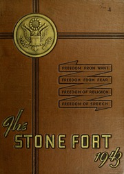 Page 1, 1943 Edition, Stephen F Austin State University - Stone Fort Yearbook (Nacogdoches, TX) online yearbook collection