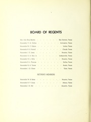 Page 12, 1943 Edition, Stephen F Austin State University - Stone Fort Yearbook (Nacogdoches, TX) online yearbook collection