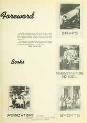 Page 7, 1943 Edition, Stephen F Austin State University - Stone Fort Yearbook (Nacogdoches, TX) online yearbook collection