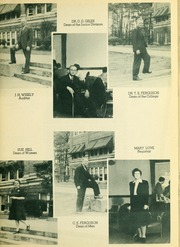 Page 17, 1944 Edition, Stephen F Austin State University - Stone Fort Yearbook (Nacogdoches, TX) online yearbook collection