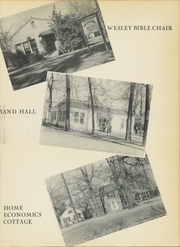 Page 17, 1948 Edition, Stephen F Austin State University - Stone Fort Yearbook (Nacogdoches, TX) online yearbook collection