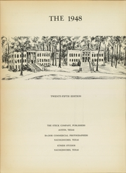 Page 6, 1948 Edition, Stephen F Austin State University - Stone Fort Yearbook (Nacogdoches, TX) online yearbook collection