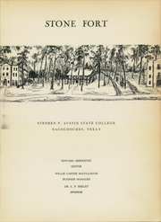Page 7, 1948 Edition, Stephen F Austin State University - Stone Fort Yearbook (Nacogdoches, TX) online yearbook collection