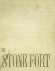 Stephen F Austin State University - Stone Fort Yearbook (Nacogdoches, TX) online yearbook collection, 1950 Edition, Page 1