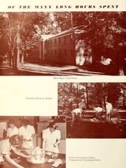 Page 10, 1952 Edition, Stephen F Austin State University - Stone Fort Yearbook (Nacogdoches, TX) online yearbook collection