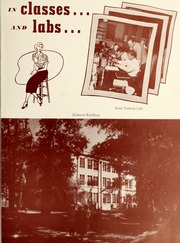 Page 11, 1952 Edition, Stephen F Austin State University - Stone Fort Yearbook (Nacogdoches, TX) online yearbook collection