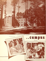 Page 12, 1952 Edition, Stephen F Austin State University - Stone Fort Yearbook (Nacogdoches, TX) online yearbook collection