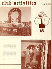 Page 16, 1952 Edition, Stephen F Austin State University - Stone Fort Yearbook (Nacogdoches, TX) online yearbook collection