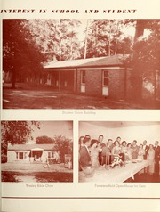 Page 17, 1952 Edition, Stephen F Austin State University - Stone Fort Yearbook (Nacogdoches, TX) online yearbook collection
