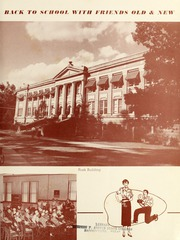 Page 9, 1952 Edition, Stephen F Austin State University - Stone Fort Yearbook (Nacogdoches, TX) online yearbook collection