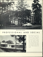 Page 12, 1953 Edition, Stephen F Austin State University - Stone Fort Yearbook (Nacogdoches, TX) online yearbook collection