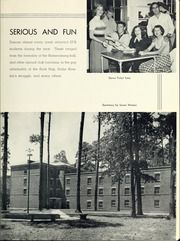 Page 13, 1953 Edition, Stephen F Austin State University - Stone Fort Yearbook (Nacogdoches, TX) online yearbook collection
