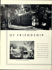 Page 14, 1953 Edition, Stephen F Austin State University - Stone Fort Yearbook (Nacogdoches, TX) online yearbook collection