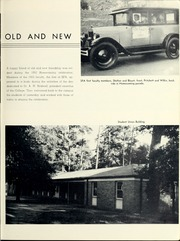 Page 15, 1953 Edition, Stephen F Austin State University - Stone Fort Yearbook (Nacogdoches, TX) online yearbook collection
