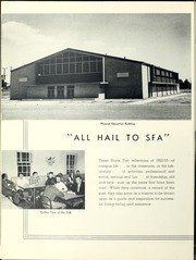 Page 16, 1953 Edition, Stephen F Austin State University - Stone Fort Yearbook (Nacogdoches, TX) online yearbook collection