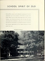 Page 17, 1953 Edition, Stephen F Austin State University - Stone Fort Yearbook (Nacogdoches, TX) online yearbook collection