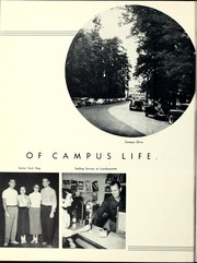 Page 8, 1953 Edition, Stephen F Austin State University - Stone Fort Yearbook (Nacogdoches, TX) online yearbook collection
