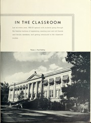 Page 9, 1953 Edition, Stephen F Austin State University - Stone Fort Yearbook (Nacogdoches, TX) online yearbook collection