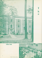 Page 10, 1954 Edition, Stephen F Austin State University - Stone Fort Yearbook (Nacogdoches, TX) online yearbook collection