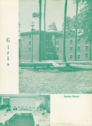 Page 11, 1954 Edition, Stephen F Austin State University - Stone Fort Yearbook (Nacogdoches, TX) online yearbook collection
