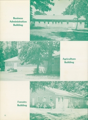 Page 16, 1954 Edition, Stephen F Austin State University - Stone Fort Yearbook (Nacogdoches, TX) online yearbook collection