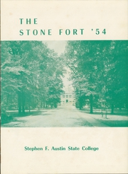Page 5, 1954 Edition, Stephen F Austin State University - Stone Fort Yearbook (Nacogdoches, TX) online yearbook collection