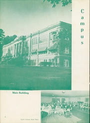 Page 6, 1954 Edition, Stephen F Austin State University - Stone Fort Yearbook (Nacogdoches, TX) online yearbook collection