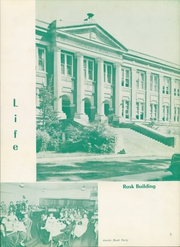 Page 7, 1954 Edition, Stephen F Austin State University - Stone Fort Yearbook (Nacogdoches, TX) online yearbook collection