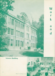 Page 8, 1954 Edition, Stephen F Austin State University - Stone Fort Yearbook (Nacogdoches, TX) online yearbook collection