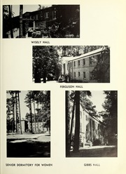 Page 15, 1960 Edition, Stephen F Austin State University - Stone Fort Yearbook (Nacogdoches, TX) online yearbook collection