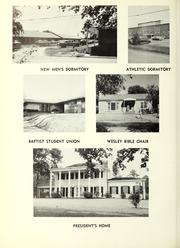 Page 16, 1960 Edition, Stephen F Austin State University - Stone Fort Yearbook (Nacogdoches, TX) online yearbook collection