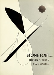Page 5, 1960 Edition, Stephen F Austin State University - Stone Fort Yearbook (Nacogdoches, TX) online yearbook collection