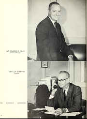 Page 14, 1962 Edition, Stephen F Austin State University - Stone Fort Yearbook (Nacogdoches, TX) online yearbook collection