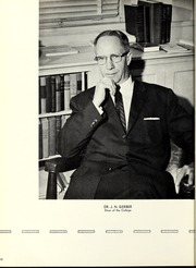 Page 16, 1962 Edition, Stephen F Austin State University - Stone Fort Yearbook (Nacogdoches, TX) online yearbook collection