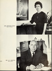 Page 17, 1962 Edition, Stephen F Austin State University - Stone Fort Yearbook (Nacogdoches, TX) online yearbook collection