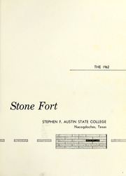 Page 5, 1962 Edition, Stephen F Austin State University - Stone Fort Yearbook (Nacogdoches, TX) online yearbook collection