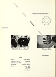 Page 8, 1962 Edition, Stephen F Austin State University - Stone Fort Yearbook (Nacogdoches, TX) online yearbook collection