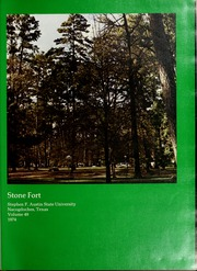 Page 5, 1974 Edition, Stephen F Austin State University - Stone Fort Yearbook (Nacogdoches, TX) online yearbook collection