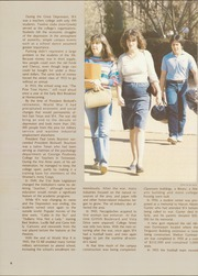 Page 10, 1984 Edition, Stephen F Austin State University - Stone Fort Yearbook (Nacogdoches, TX) online yearbook collection
