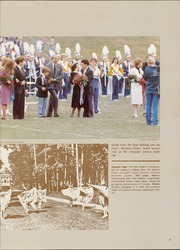 Page 11, 1984 Edition, Stephen F Austin State University - Stone Fort Yearbook (Nacogdoches, TX) online yearbook collection