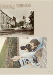 Page 15, 1984 Edition, Stephen F Austin State University - Stone Fort Yearbook (Nacogdoches, TX) online yearbook collection